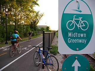 Minneapolis Greenway - Photo by Micah Taylor