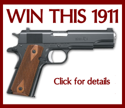 Win this Remington 1911 R1